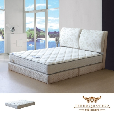 YKSBED-雅典娜獨立筒環保睡眠床墊-雙人五尺