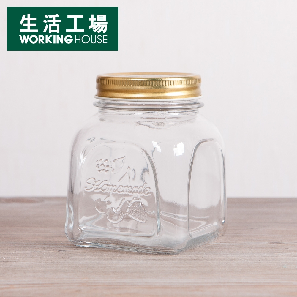 【生活工場】田園四季儲物罐500ML product image 1