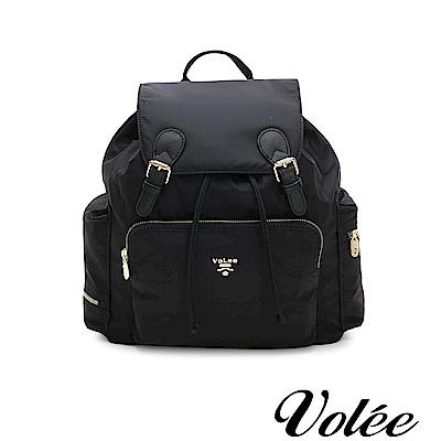 Volee好旅行系列經典隨行後揹包-德國黑