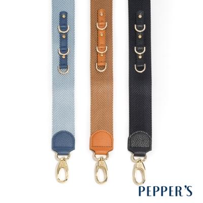 PEPPER S Rebellion 三鉤環編織背帶 - 3色