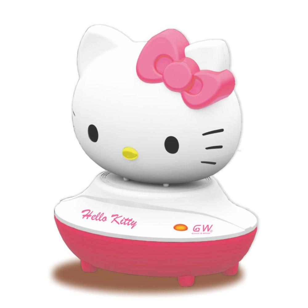 GW x Hello Kitty 水玻璃分離式除濕機Single組(1機+1座)