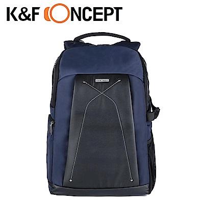【K&F Concept】】戶外者 專業攝影單眼相機後背包-藍(KF13.077)