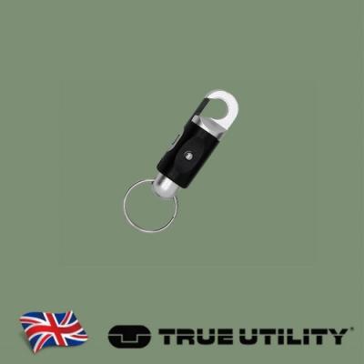 【TRUE UTILITY】英國多功能迷你極簡扣環LocklipMicro
