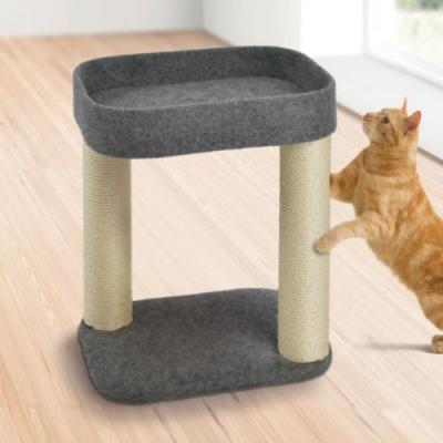 派斯威特-AniOne 雙層休閒貓跳台(AO-9191)