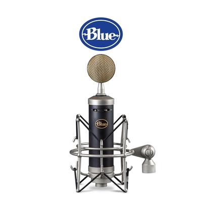 美國Blue BABY BOTTLE SL 專業電容式麥克風