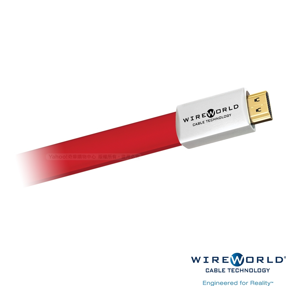 WIREWORLD Starlight 7 HDMI 傳輸線 - 1.0M