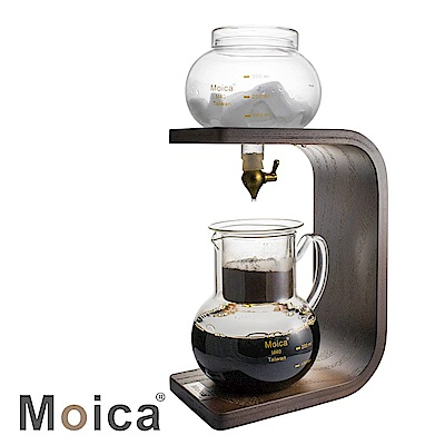 MOICA 極簡造型冰滴咖啡器 (4人份)