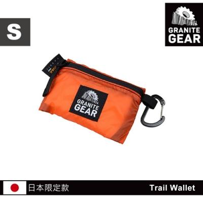 【日本限定款】Granite Gear 64501 Trail Wallet 輕量零錢包(S) / 火焰橙