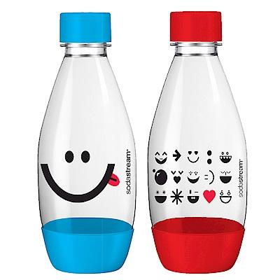 Sodastream 水滴寶特瓶 500ML(Kids)-2入