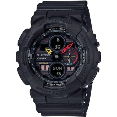 CASIO 卡西歐 G-SHOCK 東京霓虹手錶(GA-140BMC-1A)