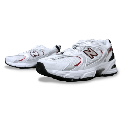 New Balance 運動鞋 復古鞋 休閒 老爹鞋 男女鞋 白 MR530SAD