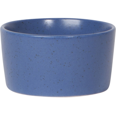 《NOW》陶製布丁杯(靛藍)