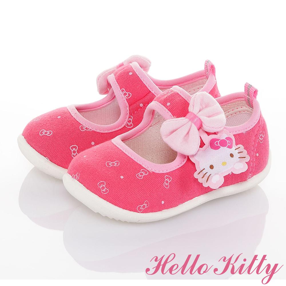HelloKitty童鞋 官方獨家販售 柔軟減壓學步鞋-可室內-桃