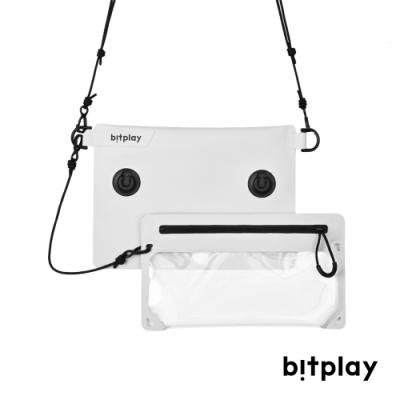 bitplay AquaSeal IPX7全境防水瞬扣包-水泥灰