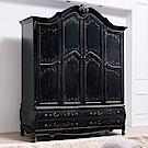 AS-奈羅亞6.1尺四門衣櫥-185x62x205cm