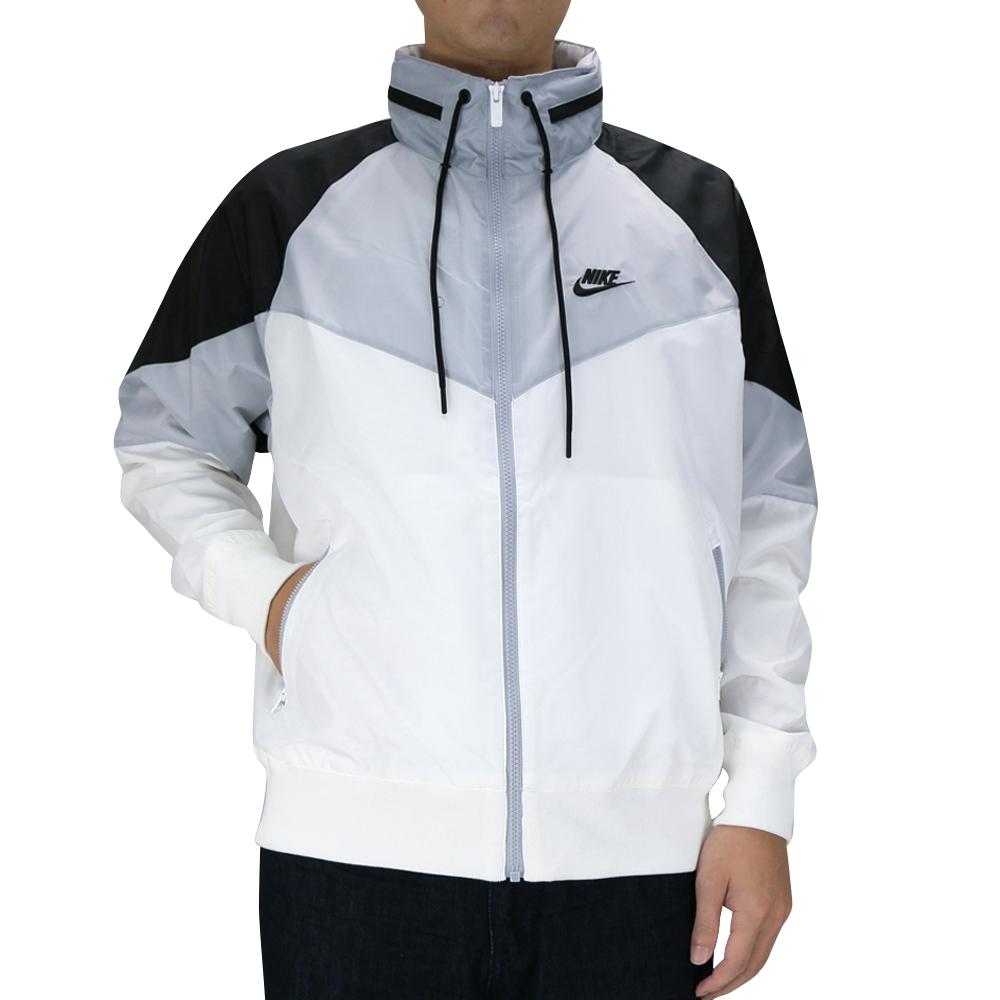 Nike AS M NSW HE WR JKT HD + 男連帽外套-AR2210100