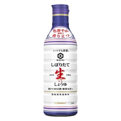 Kikkoman 龜甲萬 鮮釀生醬油 (450ml)