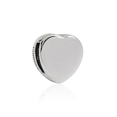 Pandora 潘朵拉 Reflexions系列 魅力簡約愛心 純銀墜飾