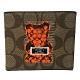 COACH 男款6卡照片證件短夾(Vandal Gummy聯名款) product thumbnail 1