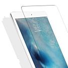 iPad Pro 12.9吋 最佳保貼組(鋼化玻璃螢幕貼+抗污防指紋機身背膜)