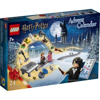 樂高LEGO 哈利波特系列 - LT75981 聖誕驚喜曆