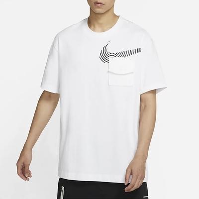 Nike NSW GREAT UNITY SS TOP 男短袖上衣-白-DM7898100