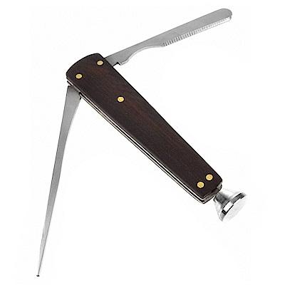 煙斗工具 壓棒、刮刀、通管器三合一