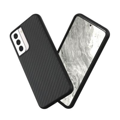 犀牛盾Samsung S21 SolidSuit 碳纖維防摔背蓋手機殼
