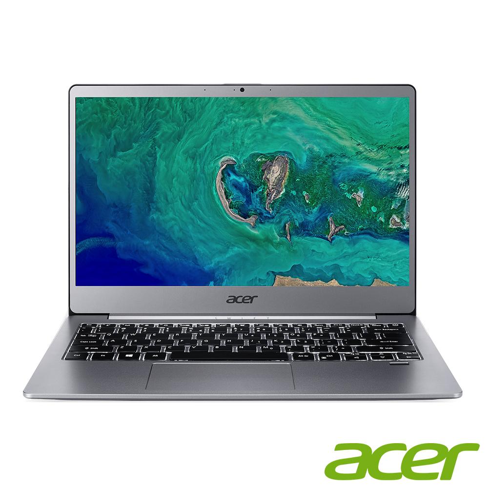Acer SF313-51-57NQ 13吋筆電(i5-8250U/8G/256G(福)