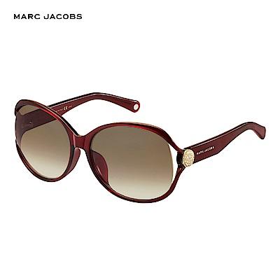 Marc Jacobs- MARC 317/S 都會時尚太陽眼鏡 紅色