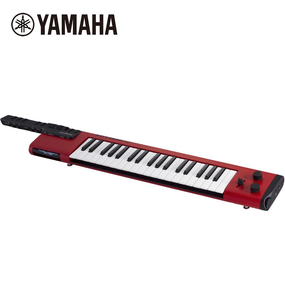 YAMAHA SHS500 新型彈奏鍵盤樂器 烈焰紅 @ Y!購物