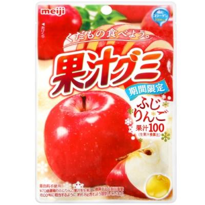 Meiji明治 蘋果風味果汁軟糖(47g)