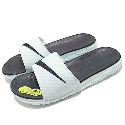 Nike 涼拖鞋 Benassi Solarsoft 女鞋 @ Y!購物