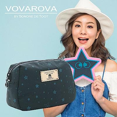 VOVAROVA x 莎莎-一日化妝包-滿天星莎-環遊世界系列