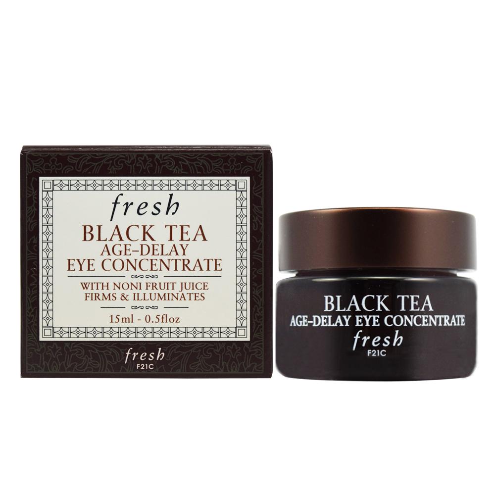fresh 紅茶抗皺緊緻精華眼霜15ml 國際限定版
