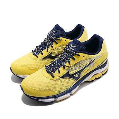 Mizuno 慢跑鞋 Wave Inspire 12 男鞋