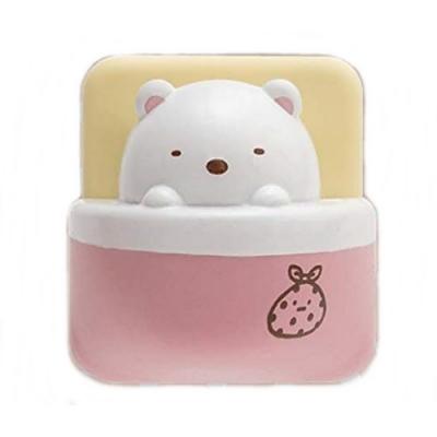 日本San-X角落生物Lightning/USB傳輸充電線保護套FR7180系列-貓/蝦尾巴豬扒/白熊...等角落小夥伴