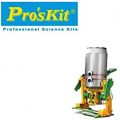 台灣製造Proskit科學玩具 太陽能環保六變形金剛GE-616