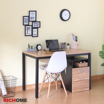 【RICHOME】克拉克12060工作桌120x60x74