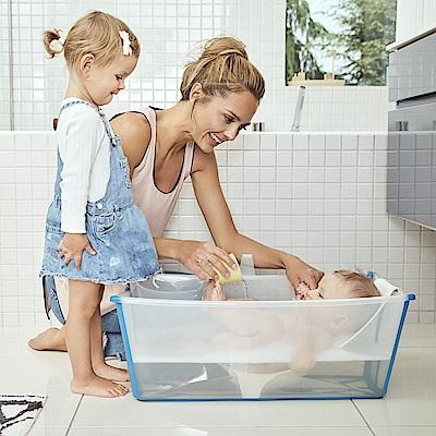 [時時樂限定54折] Stokke Flexi Bath 折疊式浴盆均一價$1399-5款任選