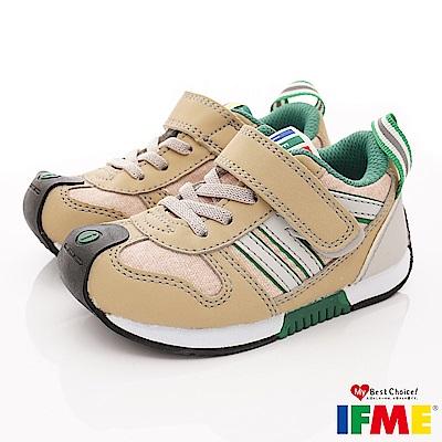 IFME健康機能鞋 超輕運動款 EI71113米 (小童段)
