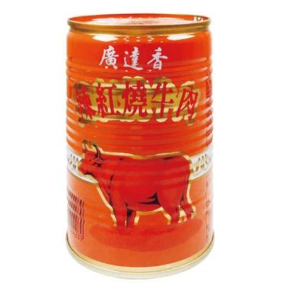 廣達香 辣紅燒牛肉440g (3入組)