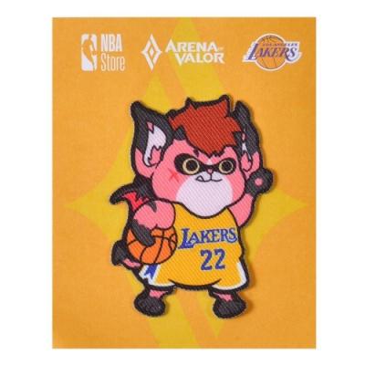 NBA Store x 傳說對決聯名貼布章 湖人隊