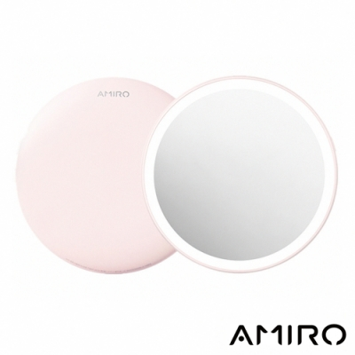 AMIRO Free 隨身日光鏡 - 櫻花粉