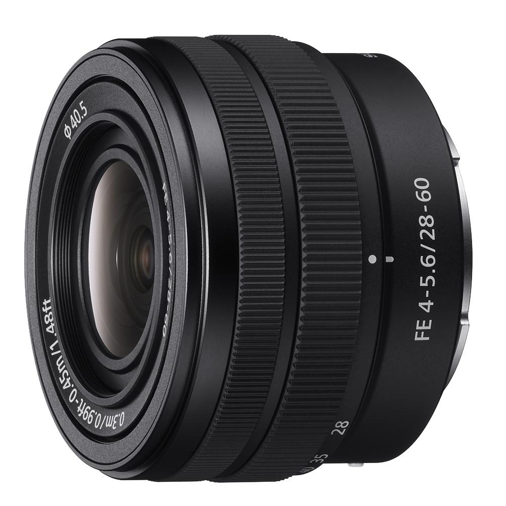 SONY FE 28-60mm F4-5.6 SEL2860 變焦鏡頭 公司貨