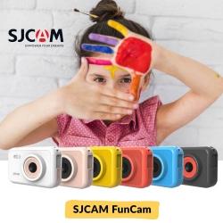 【SJCAM】FUNCAM 高清1080P兒童專用相機-原廠公司貨