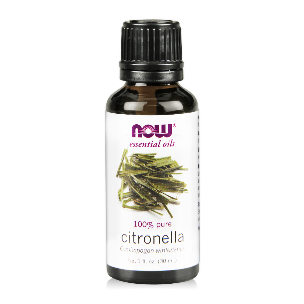 NOW Citronella Oil 香茅精油(30 ml)