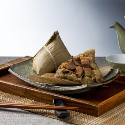 任-呷七碗-滿福傳統北粽(6粒/包)(附甜辣醬)