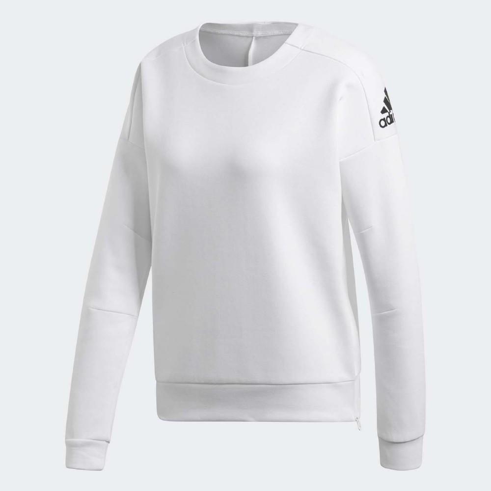 adidas 上衣 Stadium Sweatshirt 女款