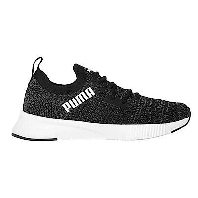 PUMA-Flyer Runner Engineer Knit Wn s 女性慢跑運動鞋-黑色